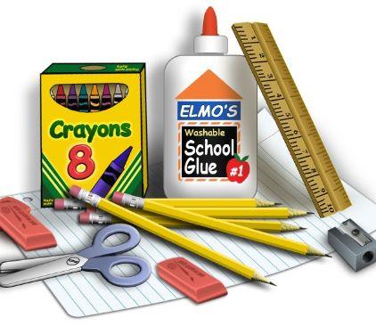 Great 2018 2019 School Supply List