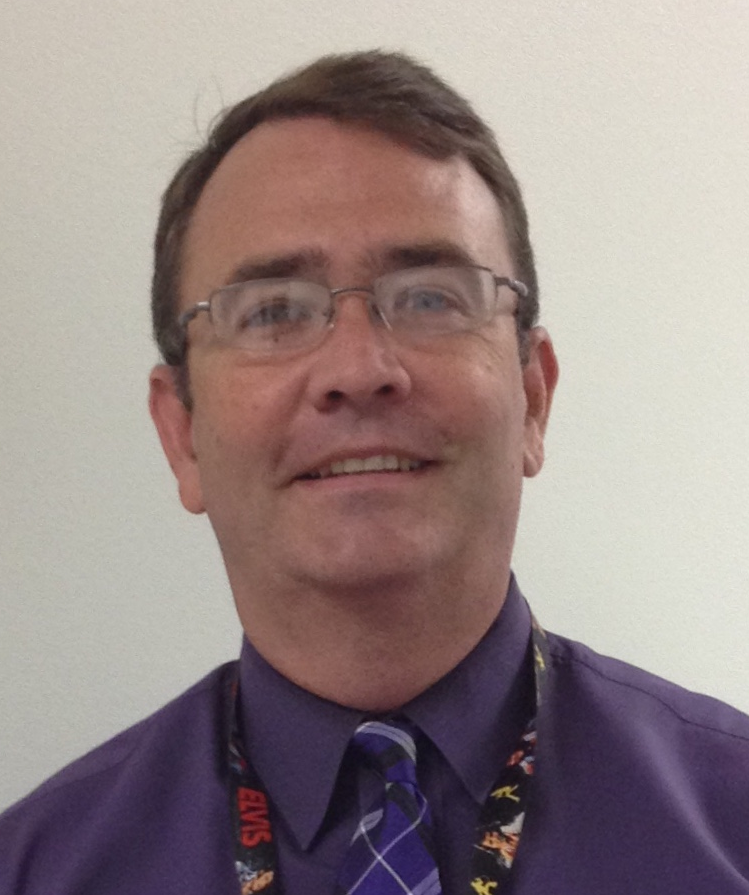 Photo of Principal Bobby White