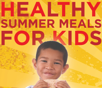 Free Student Meals During the Summer