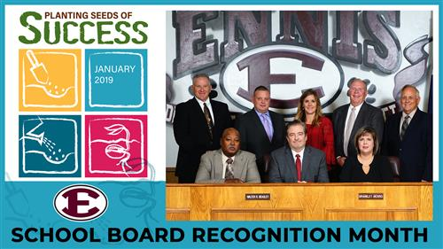 Graphic with Board Photo